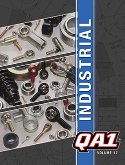 Catalog - Rod Ends, Spherical Bearings, Ball Joints & Related Products