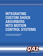 Whitepaper - Integrating Custom Shock Absorbers into Motion Control Systems