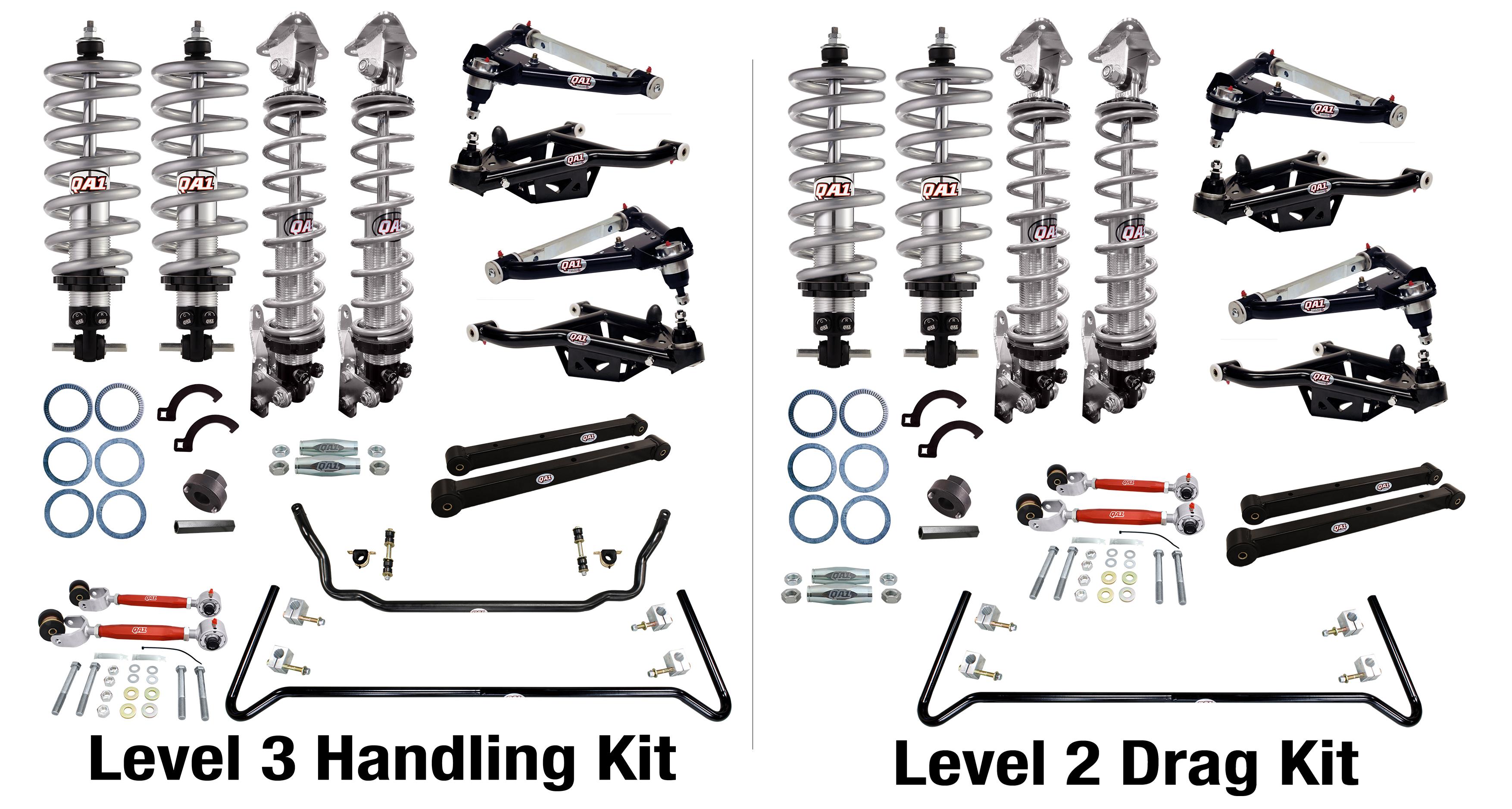GM B-Body Suspension Kits