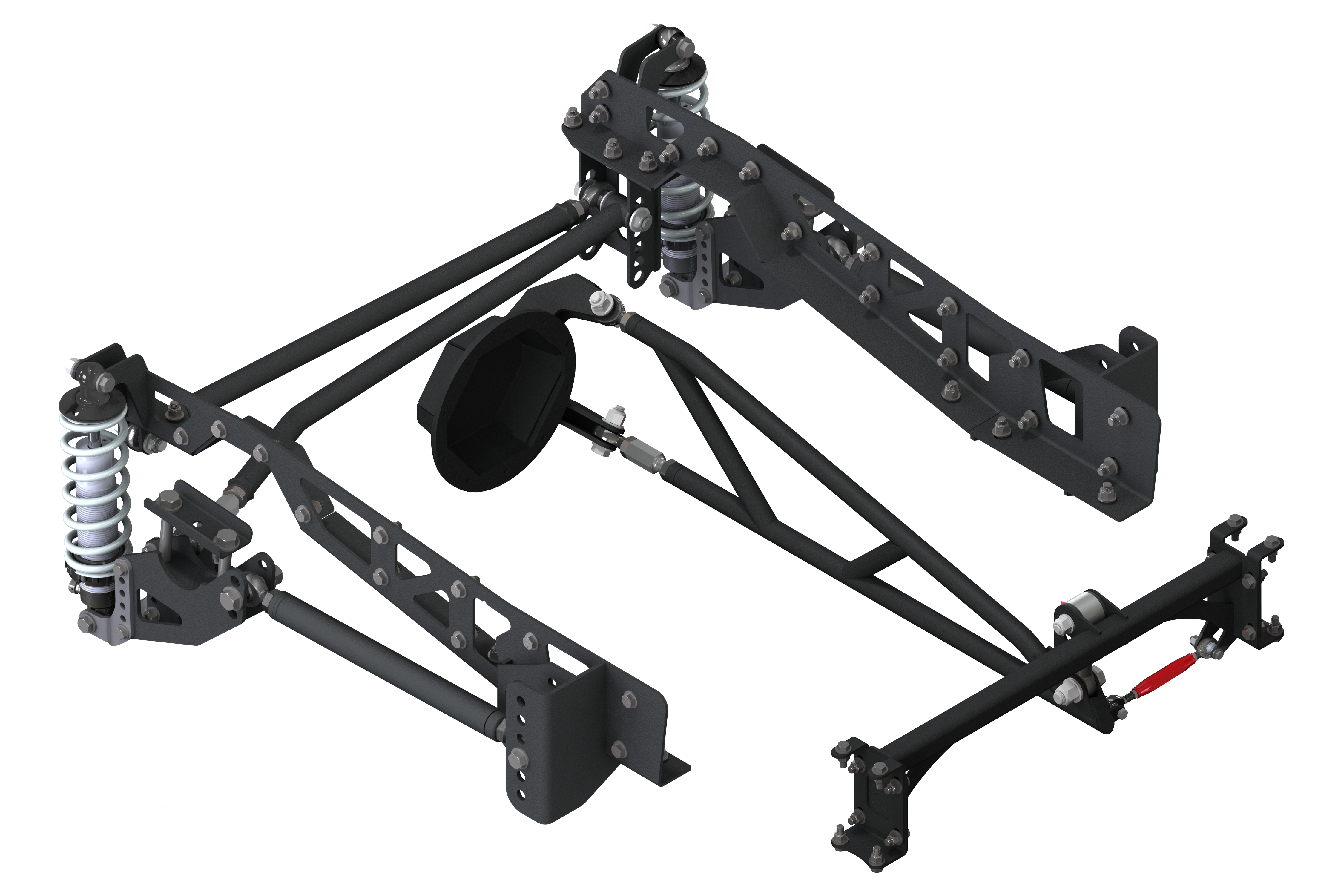 QA1 Rear Suspension System for 73-87 C10s