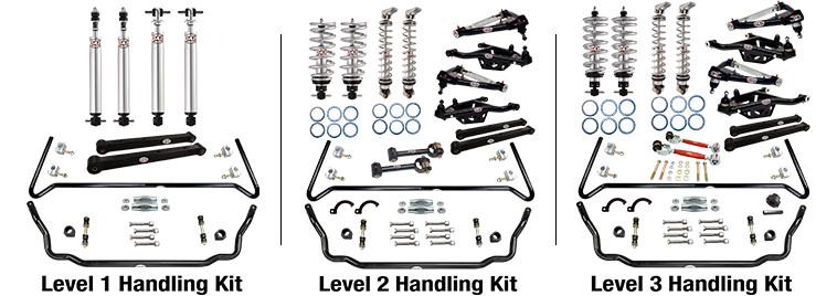 QA1 Handling Kits